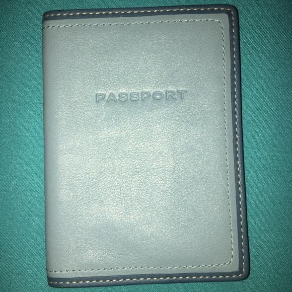 Coach Handbags - Coach Passport Holder